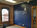 Acrylic Reception Letters- WVONGA - Charleston WV